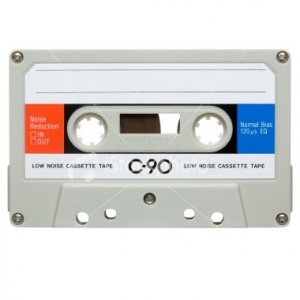 Compact audio cassettes digitaliseren