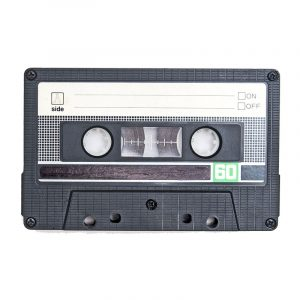 Audio-Cassette overzetten naar mp3