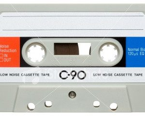 audio cassettes digitaliseren