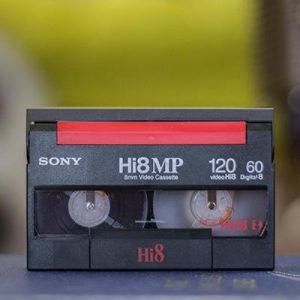 hi8 cassettes digitaliseren 2