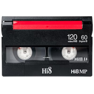 hi8 cassettes overzetten