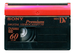 mini dv cassettes digitaliseren