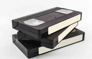 vhs cassettes digitaliseren
