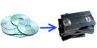 video naar cassette overzetten
