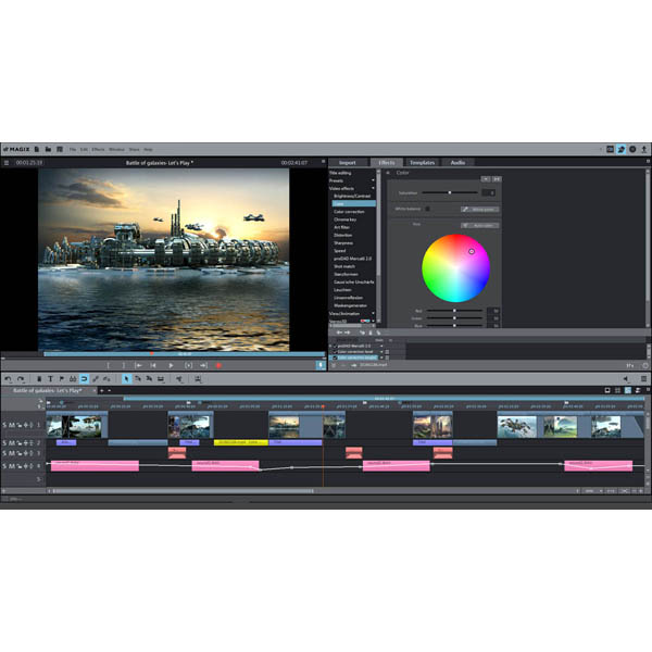 Video montage service in Amsterdam