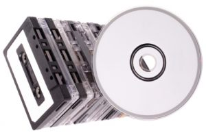 geluid cassettes digitaliseren
