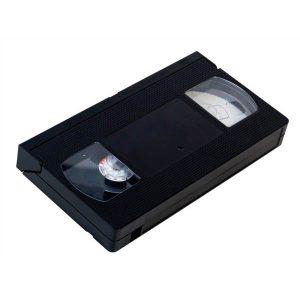VHS cassette digitaliseren
