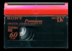 Mini dv cassette digitaliseren